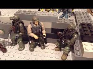 Call of Duty vs Halo Stop Motion