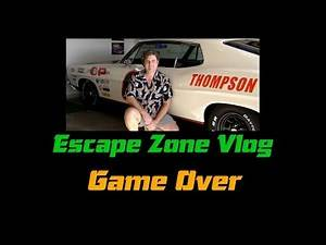 Game Over, Today's BROKEN GAMES, Escape To Gaming