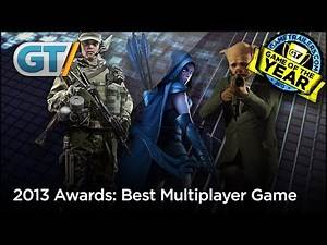 Game of the Year Awards 2013 - Best Multiplayer Game