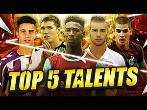 FIFA 16 BEST YOUNG PLAYERS - TOP 5 TALENTS OF THE WEEK! #4