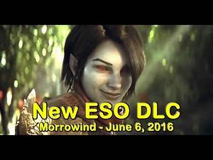 New DLC Morrowind and Upcoming New PvP | Elder Scrolls Online (ESO)