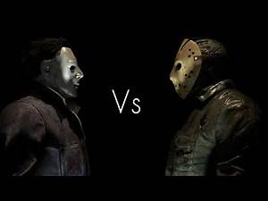 Micheal myers vs jason Voorhees