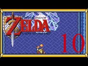 ICE PALACE OUCIES!   The Legend of Zelda: A Link to the Past (part 10)