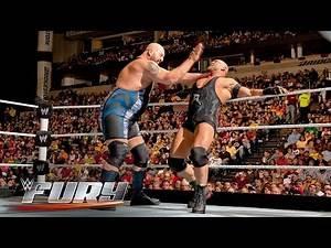 29 chops that left a mark: WWE Fury