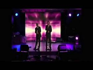 Barricade - Comedy Duo - Available to Hire from www.garston-entertainment.co.uk