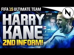 2ND IN FORM HARRY KANE! - FIFA 15 Ultimate Team