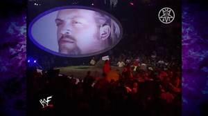 The Undertaker & The Big Show vs The Rock & Mankind Tag Titles Buried Alive Match 9/9/99 (1/2)