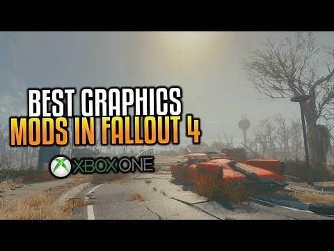 BEST GRAPHICS MODS IN FALLOUT 4 (XBOX ONE/PC/PS4) | FALLOUT 4 MOD SHOWCASE EPISODE 3