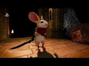 Moss Reveal Trailer - E3 2017: Sony Conference