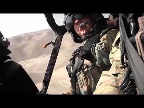 OH-58 Kiowa Warriors - Close Air Support In Afghanistan