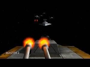 [The Ghost vs Star destroyer & Tie fighter's] Star Wars Rebels Season 1 Episode 3 [HD]