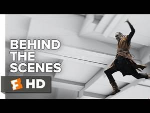 Doctor Strange Behind the Scenes - Creating the Mirror Dimension (2016) - Mads Mikkelsen Movie