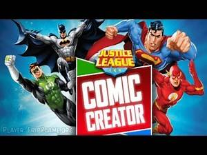 Justice League: Story Maker With Batman, Superman, Wonder Woman Character Gameplay