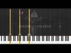 """""""House of Cards"""" Theme (Synthesia)"""