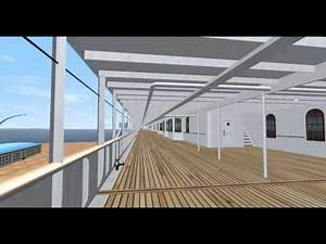 'Virtual Sailor' The Titanic 1996 Part #1 [Film/Movie][HD]