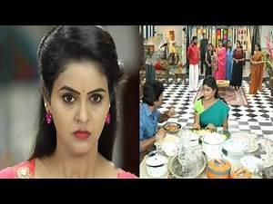 yaaradi nee mohini serial 11/10/2018 today episode 415 | முத்து கோபம்