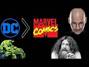 3 Reasons Why DC Has Better Comics Than Marvel (From a Marvel Guy)