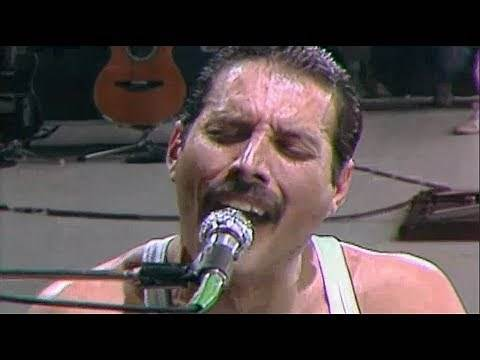 Queen - Bohemian Rhapsody Live ( LIVE AID 13.07.1985)