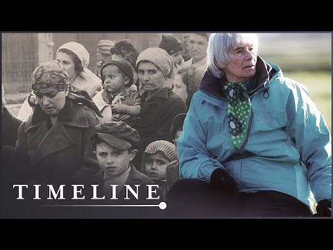 Returning To Auschwitz | Holocaust Survivor Kitty Hart-Moxon | Timeline