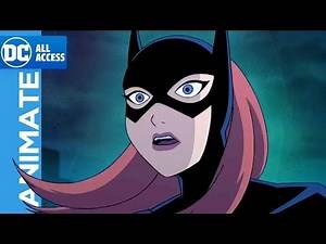The Killing Joke: ALL-NEW Batgirl Footage w/ Tara Strong