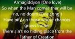 One love Bob Marley lyrics