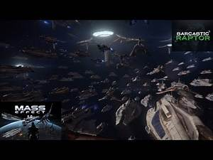 Mass Effect At War - Alliance vs Reapers