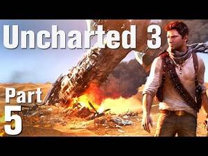 Uncharted 3 Walkthrough - Chapter 3 (2 of 2)