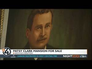 Patsy Clark Mansion for sale
