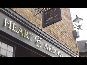 Heart & Arrow tattoo studio - What happens - Promo video