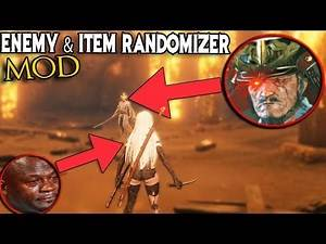 SEKIRO: Poorly Translated Enemy & Item Randomizer Funny Moments 9