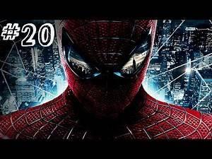 The Amazing Spider-Man - Gameplay Walkthrough - Part 20 - SCORPION BOSS (Video Game)
