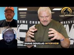"""ECW LEGEND & FORMER WWF AND WCW STAR """"THE FRANCHISE"""" SHANE DOUGLAS INTERVIEW: PART 3 