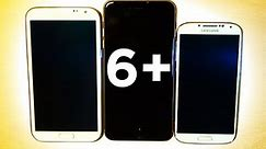 iPhone 6 Plus Size Comparison - Too Big?