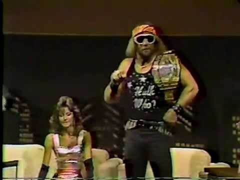 Best Promos - Macho Man on TNT 3