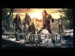 Self-proclaimed Music Critic Reacts to WINTERSUN!