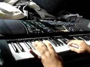 Me playing Turn Me up by Benny Benassi on the Piano
