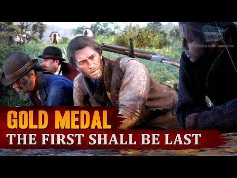 Red Dead Redemption 2 - Mission #17 - The First Shall be Last [Gold Medal]