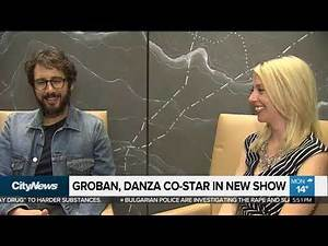 Josh Groban dishes on new show and working with Tony Danza