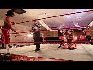 Video: Tag Team Pro Wrestling Match