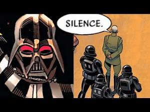 The Imperial Governor that Turned Darth Vader into a Wimp(Canon) - Star Wars Comics Explained