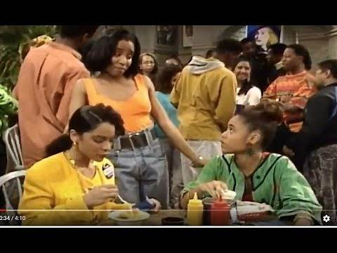 A Different World: The Domestic Violence Episode - part 1/6 – Love Taps