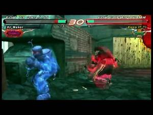 PPSSPP Tekken 6 Mokujin Tekken God