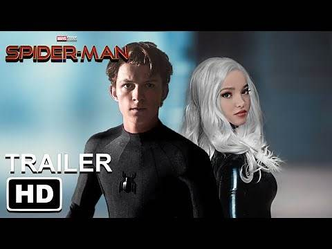 SPIDER-MAN 3: NEW HOME Trailer Concept HD | Tom Holland, Dove Cameron, Jason Momoa