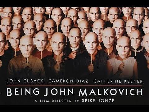 Being John Malkovich Original Trailer (Spike Jonze, 1999)