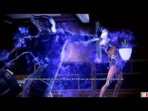 Mass Effect 2 Walkthrough Part 64 - Fem Shep - Morinth (Samara Loyalty Quest)