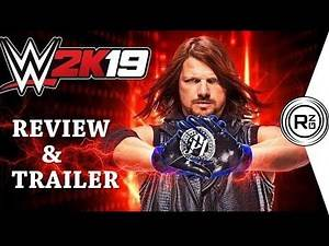WWE 2K19 // BEST WRESTLING GAME EVER?? // REVIEW & TRAILER