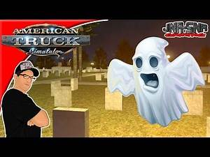 American Truck Simulator Easter Egg Hunt #28 Haunted Graveyard Tucson