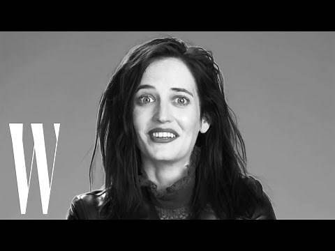 Eva Green Talks Nudity, Her Twin Sister, and Her Crush on Jack Nicholson | W Magazine