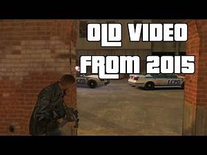 GTA 4 TBOGT (PC) | Drug Deal Gone Wrong/Epic Shootout | Old Video From 2015 | 1080p60
