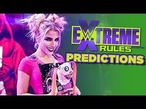 WWE Extreme Rules 2021 Predictions